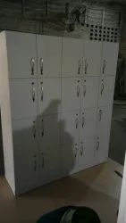 Wooden Office Lockers
