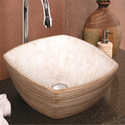 Simpolo Scoop Hand Crafted Wash Basin