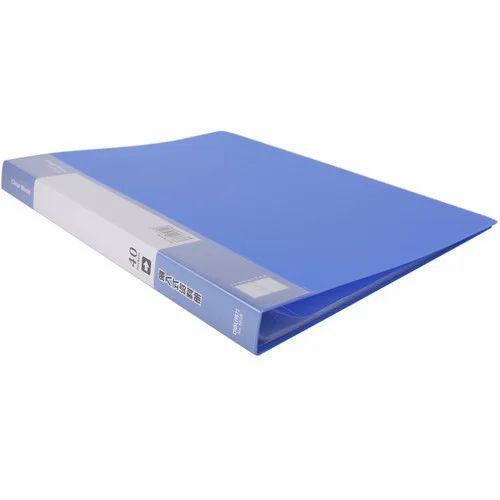 A4 Blue Office File Folder, Rs 25 /piece Vasu Enterprises   ID: 14678276562