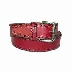 7df46521e Ubai LIfa Mens Casual And Formal Wear Cherry Leather Stylish Belt