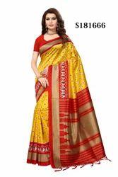 Bhagalpuri Silk Weaving Sarees