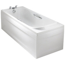 Acrylic Bathroom Tub, Shape: Rectangular