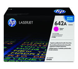 HP CB403A 642A Magenta Toner Cartridge