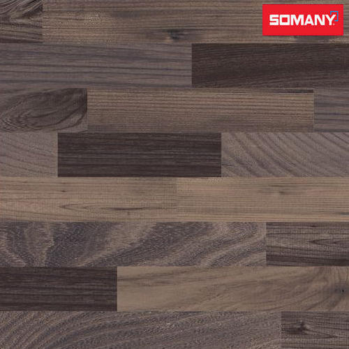 Magic Wood Wenge Ceramic Floor Tiles Somany Ceramics Limited