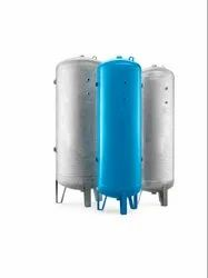 Compressed Air Receiver Tank