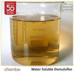 Water Soluble Demulsifier