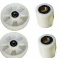 Pallet Trolley Wheels(Nylon Load Wheels with Bearing 80x70)