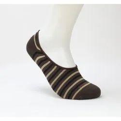 Woodland BD 144A Striped Loafer Men's Socks