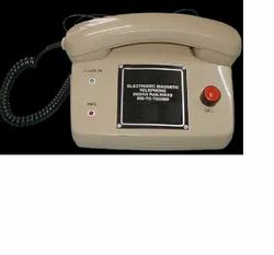Desk Type Electronic Magneto Telephone