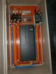 Drive Control Panel