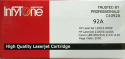 92A (C4092A) Compatible Toner Cartridge For HP Printers