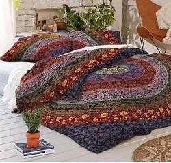 Tapestry Cotton Duvet Cover