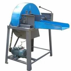 Mild Steel Electric Motor Electric Chaff Cutter Machine, Power: 3-5 HP, for Agriculture