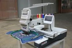 Fortever Single Head Embroidery Machine Model Ft-1201-350x500l
