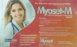 Metformin 500 Mg  Myo Inositol 750 Mg Tab