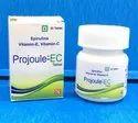 Projoule EC Tablet Spirulina Vitamin E, Vitamin C