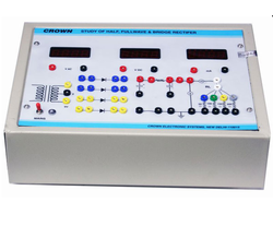 digital meter bridge rectifier