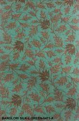 Tapeta Silk Embroidery Fabric At Rs 490 Meter Patel Nagar Surat
