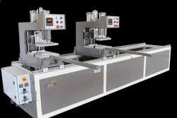 UPVC Double Head Welding Machines ( L & V ) Welding