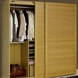 7 Feet Wardrobe Veneer Door
