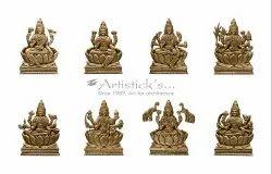 Asta Lakshmi Pooja Door Accessories