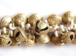 Brass Ghungroo (100Pis)