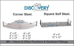 Corner Steel Shelf