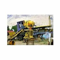 Iron Ore Slag Crushing Plant