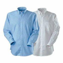 Akshita Male White Cotton Collar Shirts