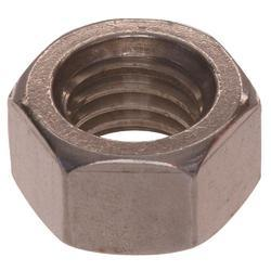 Polished Stainless Steel Hex Nut