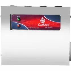 Indicator Model Name/Number: C0390-SS Candes -0390-SS LED TV Stabilizer, Current Capacity: 90V-300V, 200V-240V