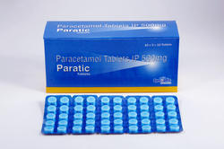 Paracetamol Tablets IP 500mg