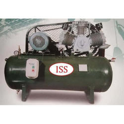 ISS-2 ECT-35 Oil Free Air Compressor