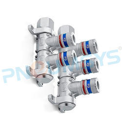 Manifold Quick Release Coupling