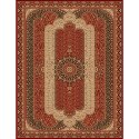 Rectangular Polypropylene Kashmiri Antique Carpet, For Home And Hotel, Size: 10x12 Feet