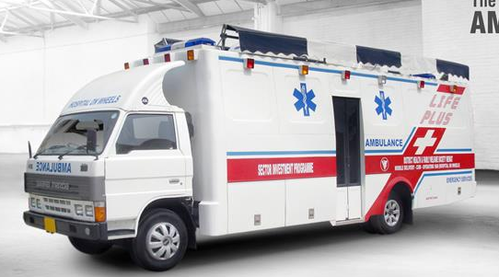 Medical Vans - View Specifications & Details of Mobile