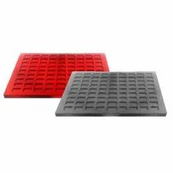 Rubber Checker Sheet