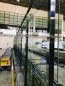 Stainless Steel Industrial Railing Fabrication Work