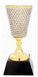Exclusive Beads Cup Trophy