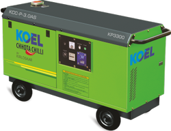 2-1 Kw To 4 Kw Portable Petrol Dg Set