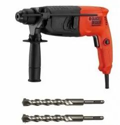 Black & Decker BPHR202K Rotary Hammer 20 mm, 620W