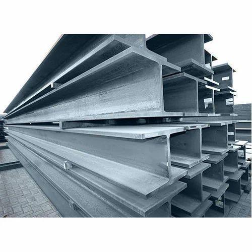 MS Structural Beams - Metal Beams Wholesale Trader from Mumbai