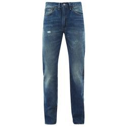 Plain Vintage Denim Jeans