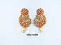 Color Antique Designer Earring