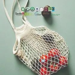 Oeko Tex Certified Mesh Bag