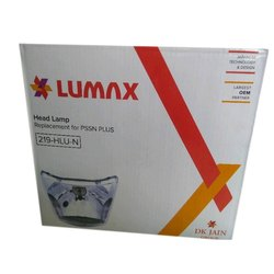 Plastic Cool White Lumax Head Lamp