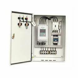 Mild Steel Three Phase DC Soft Starter Panels, IP Rating: IP55
