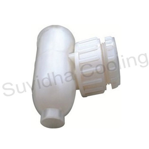 Suvidha White PVC Cooling Tower Nozzles, For Industrial