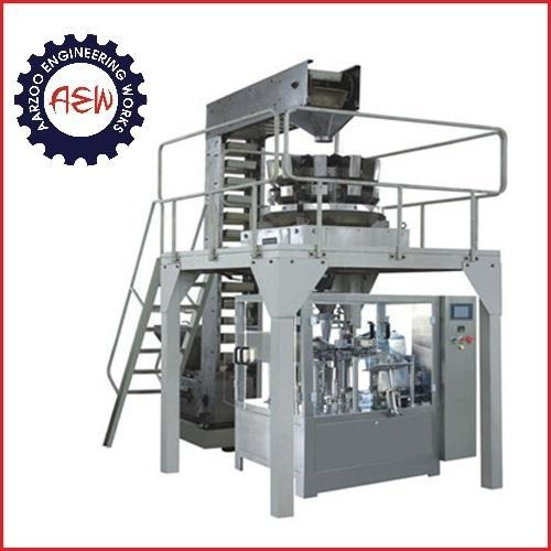 Aarzoo Engineering Works - Manufacturer of Pouch Packing Machine