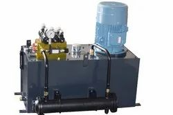 Twin Spindle Based Hydraulic Power Pack